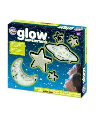 Legler Usa Glow in the-Dark Set Glow Superstars