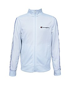 Big Boys Track Jacket with Script Taping