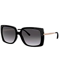 Rochelle Sunglasses, MK2131 56