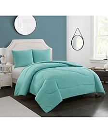 America Lilo 3 Piece Comforter Set, King