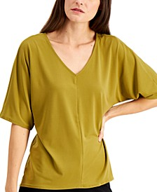 Knit High-Low Hem Top, Created for Macy's