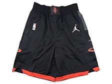 Houston Rockets Men's Statement Swingman Shorts