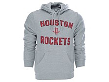 Houston Rockets Men's Beasley Team Arch Crew Sweatshirt