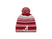 Alabama Crimson Tide Striped Marled Knit Hat