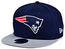 New England Patriots Basic 9FIFTY Snapback Cap