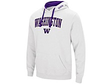 Washington Huskies Men's Arch Logo Hoodie