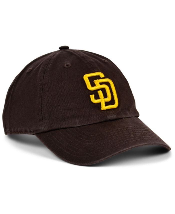 '47 Brand San Diego Padres On-Field Replica CLEAN UP Cap & Reviews - MLB - Sports Fan Shop - Macy's