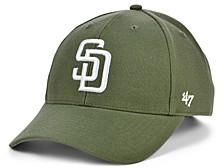 San Diego Padres Olive MVP Cap