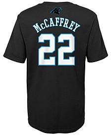 Carolina Panthers Youth Pride Name and Number T-Shirt Christian McCaffrey