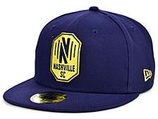 Nashville SC Core 59FIFTY Cap