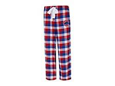 Chicago Cubs Women's Breakout Plaid Pajama Pants