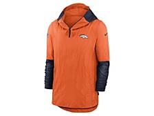 Denver Broncos Men's Pregame Lightweight Player Jacket