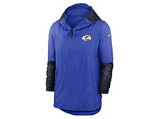 Los Angeles Rams Men's Pregame Lightweight Player Jacket