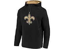 New Orleans Saints Men's Embossed Defender Hoodie
