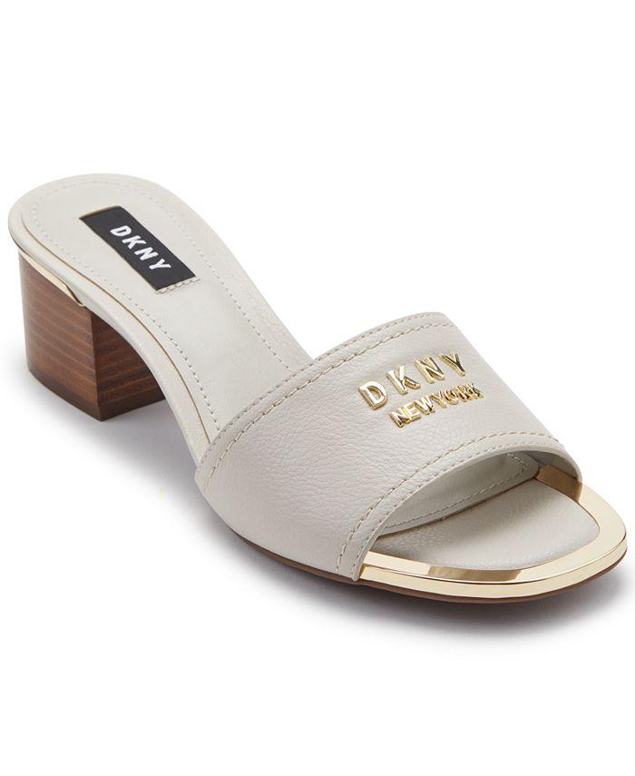 DKNY - Fama Logo Dress Sandals