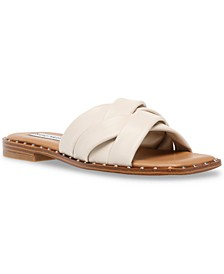 Trial Studded Slide Sandals