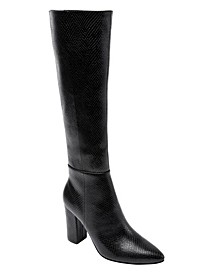 Women's Fay Block-Heel Tall Dress Boots
