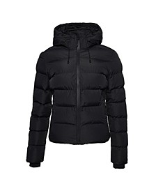 Women's Spirit Sports Puffer Jacket