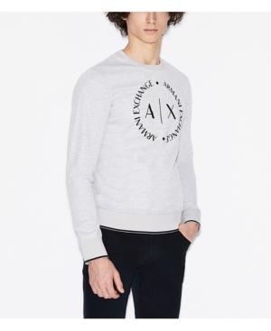 Men's Circle Logo Sweatshirt