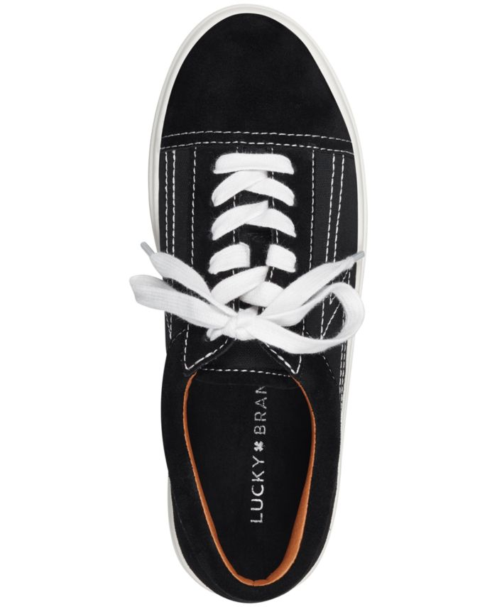 Lucky Brand Tezra Casual Sneakers & Reviews - Athletic Shoes & Sneakers - Shoes - Macy's