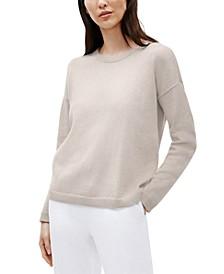Organic Boxy Sweater