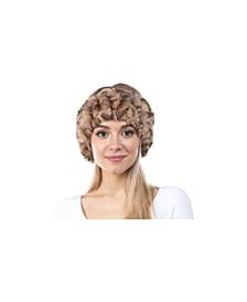 Women's Faux Fur Stretch Headband
