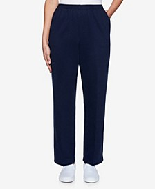 Women's Plus Size Relaxed Attitude Proportioned Medium Pant