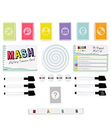 CLOSEOUT! Spin master Games MASH, Fortune Telling Adult Party Game, for Ages 17 and up
