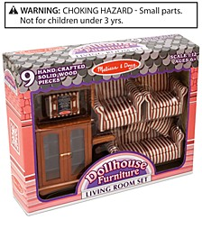 Kids Toys,  Dollhouse Living Room Furniture
