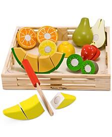 Kids Toy, Cutting Fruit Set