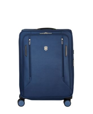"VX Avenue 25"" Medium Expandable Softside Spinner Suitcase"
