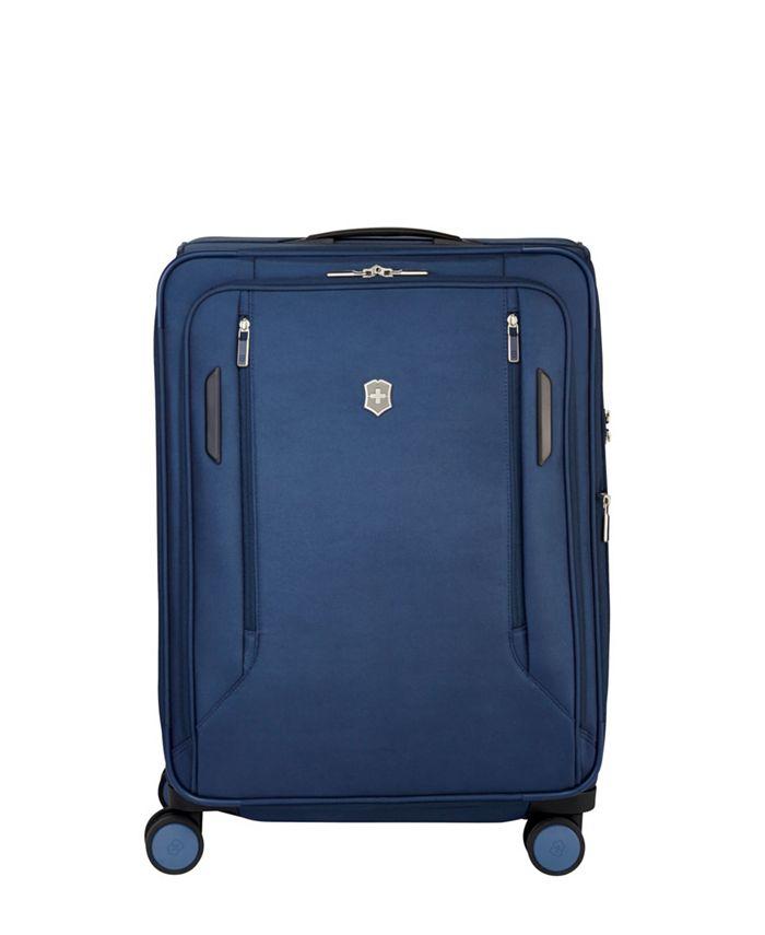 "Victorinox Swiss Army - VX Avenue 25"" Medium Expandable Softside Spinner Suitcase"