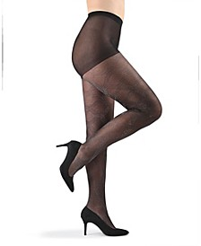 Statement Shimmer Sheer Women's Tights