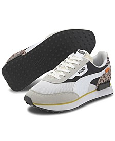 Women's Future Rider Wild Cats Casual Sneakers from Finish Line