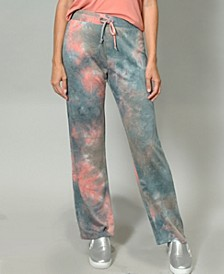 Women's Tie Dye Pull on Pant