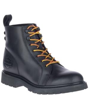 Beason Men's 5' Lace Riding Boot Men's Shoes