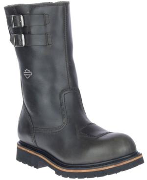 """Brosner Men's 10"""" Pull On Riding Boot Men's Shoes"""