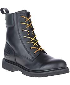 "Beason Men's 7"" Lace Riding Boot"