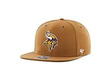 Minnesota Vikings x Carhartt Captain Cap