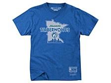Minnesota Timberwolves Men's State Wordmark T-Shirt