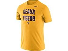 LSU Tigers Men's Dri-Fit Local Verbiage T-Shirt