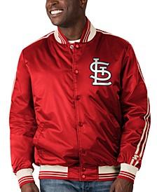 St. Louis Cardinals Men's Orginator Satin Jacket
