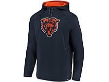 Chicago Bears Men's Embossed Defender Hoodie