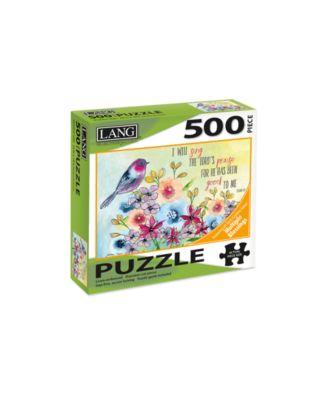 Lang Sing Praise 500pc Puzzle