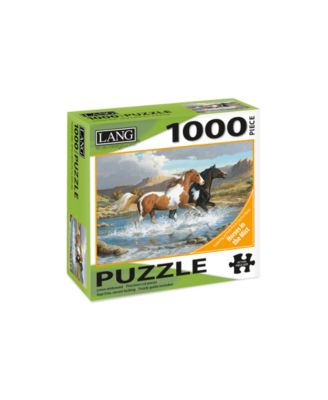 Lang Stream Canter 1000pc Puzzle