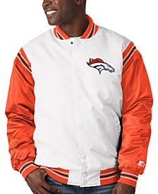 Denver Broncos Men's The Renegade Satin Jacket