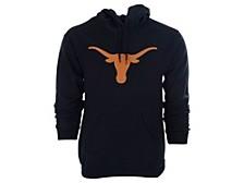 Texas Longhorns Men's Big Logo Hooded Sweatshirt