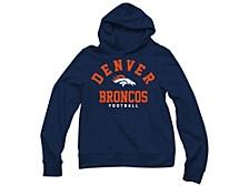 Denver Broncos Men's Established Hoodie