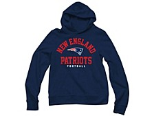 New England Patriots Men's Established Hoodie