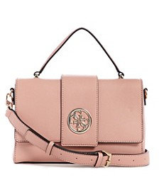 Lani Top Handle Flap Satchel